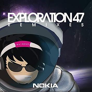 Exploration 47 Remixes (Sponsor Nokia Inc)