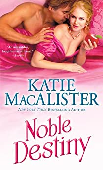 Noble Destiny (Noble series Book 2) by [Katie MacAlister]
