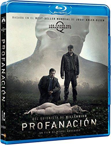 Profanación (Departamento Q) [Blu-ray]