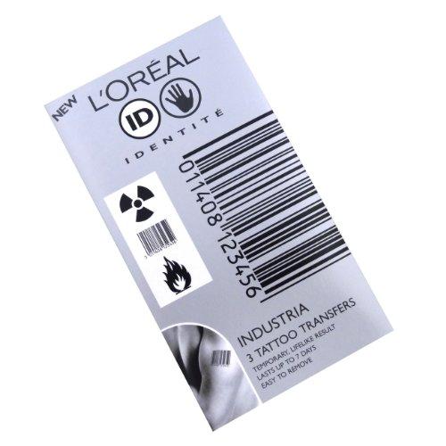 L'Oréal Kit de tatouages transferts