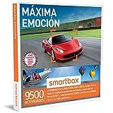 SMARTBOX - Caja Regalo - MÁXIMA EMOCIÓN - 9500 experiencias como conducción de...