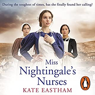 Miss Nightingale's Nurses cover art