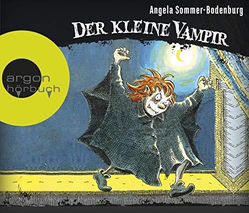 Der kleine Vampir: Der Kinderbuchklassiker gelesen von Katharina Thalbach – ein Abenteuer für Jungen und Mädchen ab 6 Jahren
