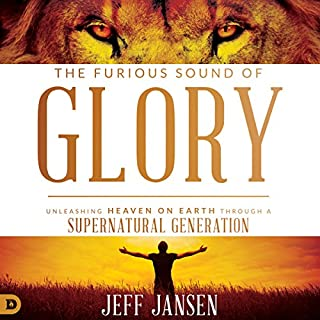 The Furious Sound of Glory audiobook cover art