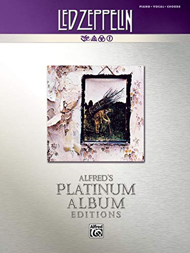 Led Zeppelin -- IV Platinum: Piano/Vocal/Chords