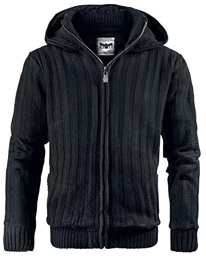 Black Premium by EMP Ill Keep You Warm Tussenseizoensjas zwart XXL 100% polyacryl Basics