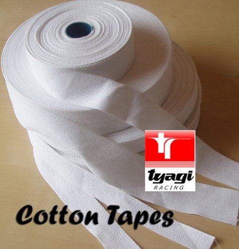 Tyagi Racing 33mm Baumwolle Tape Twill Wimpelkette Klebeband