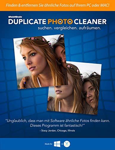 WebMinds Duplicate Photo Cleaner | 1 Gerät | PC | PC Aktivierungscode per Email