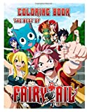 Fairy Tail The Best of Coloring Book
