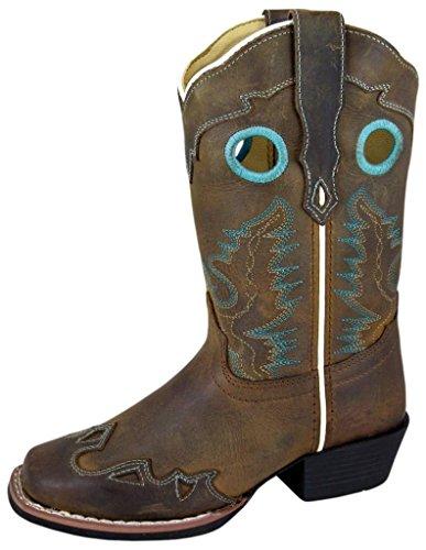 Smoky Mountain Mädchen Eldorado Western Kofferraum quadratisch Fuß–3344y