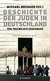 Geschichte der Juden in Deutschland von 1945 bis zur Gegenwart: Politik, Kultur und Gesellschaft - Michael Brenner