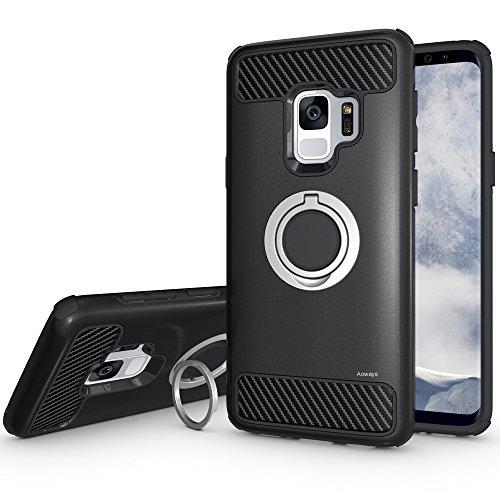samsung galaxy s9 ring kickstand case
