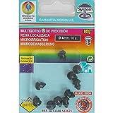 S&M 543623 Tapón Taladro gotero 4 mm riego por Goteo, Negro