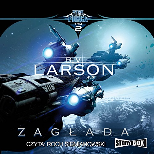 Zaglada (Star Force 2) audiobook cover art