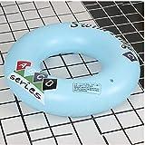 Flotador hinchable para niños al aire libre, piscinas, diversión acuática, asiento, flotador para la playa, agua, para niños, 80 cm