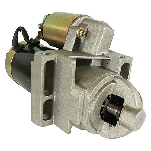DB Electrical SDR0031-M Mini Starter Compatible With/Replacement For Chevy 305 350 454 SBC BBC & Mercruiser 4.3L 5.7L Stern Drive, Volvo Penta 50-806964A2, 50-806964A3, 50-806964A4, 50-807907