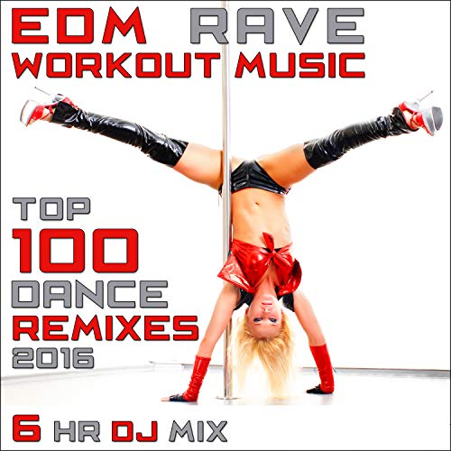 Go Go Gadget Toe (75Bpm Rave Workout Music DJ Mix Edit)