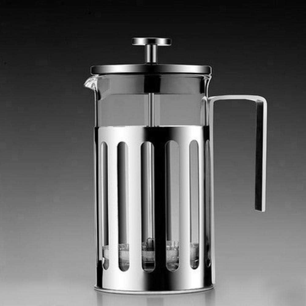 Max 84% OFF Filter Press Pot Fashion Maker Pressure Coffee