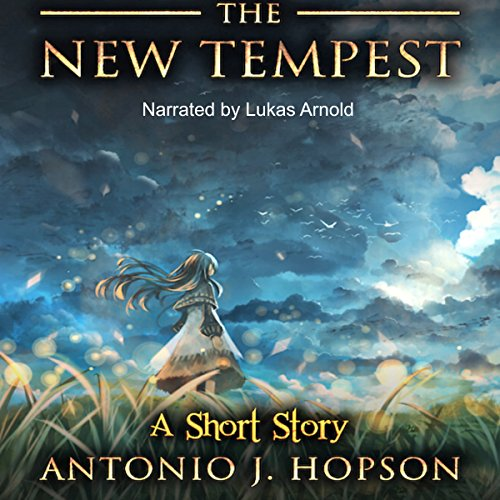 The New Tempest audiobook cover art