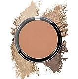 Poudre compacte pour le maquillage, matifiante, couleur'miel', 14 gr