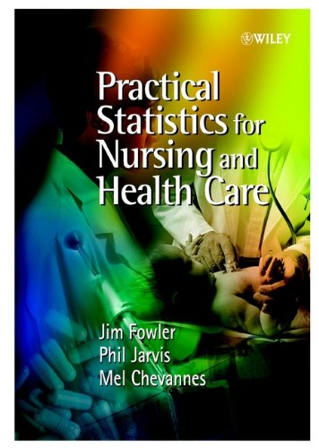 51fq8iqAU0L - Practical Statistics for Nursing and Health Care