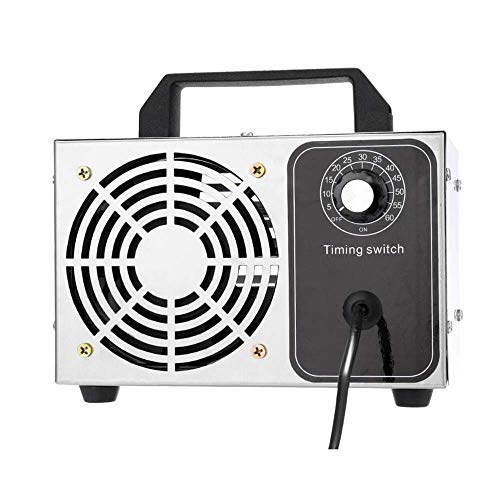 Xeoleo - Generador de ozono, 10 g/20 g/24 g/28 g, máquina de desinfección de ozono para eliminar el olor, purificador de aire doméstico, limpiador de formaldehído