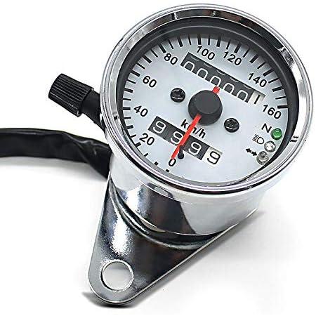 Motorrad Tachometer Für Honda Shadow Vt 750 600 C Cms Chrom Auto