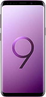 هاتف سامسونج جالكسي اس 9+ ثنائي شرائح الاتصال بذاكرة رام 6 جيجا - الجيل الرابع ال تي اي، لون ليلاك، اصدار الشرق الاوسط