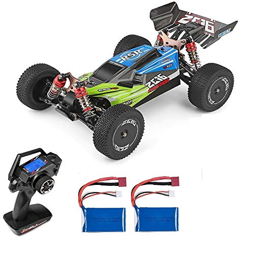 opiniones coche rc brushless calidad profesional para casa