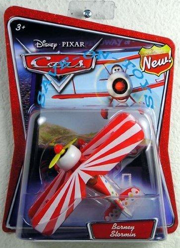Disney Pixar Cars BARNEY STORMIN Exclusive by Disney