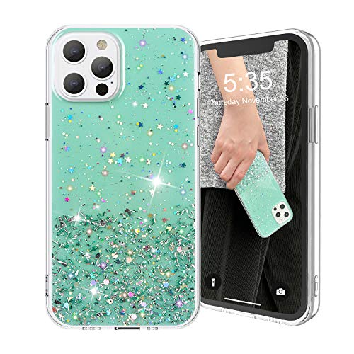 (75% OFF) iPhone 12 Pro Glitter Crystal Case $4.00 – Coupon Code