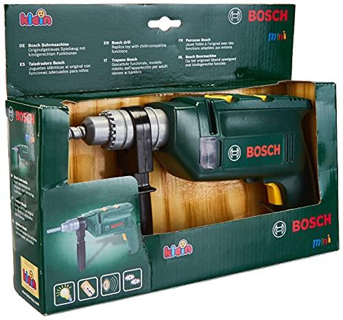 Klein - 8410 - Jeu d'imitation - Perceuse électronique Bosch