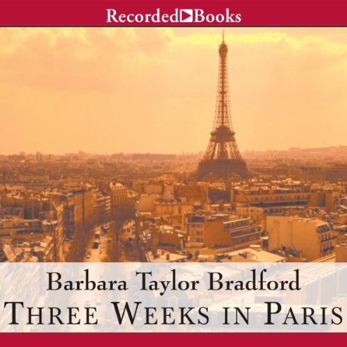Three Weeks in Paris cover art