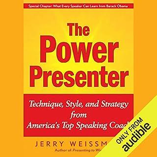 The Power Presenter copertina