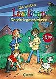 Leselöwen - Das Original - Die besten Leselöwen-Detektivgeschichten: Erstlesebuch für Kinder ab 7 Jahre