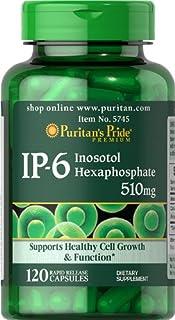ピューリタンズプライド IP-6イノシトール六リン酸塩51 mg