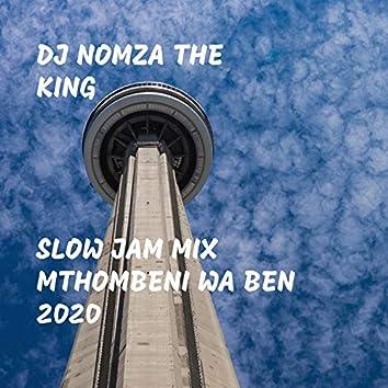 Slow Jam Mix Mthombeni Wa Ben 2020