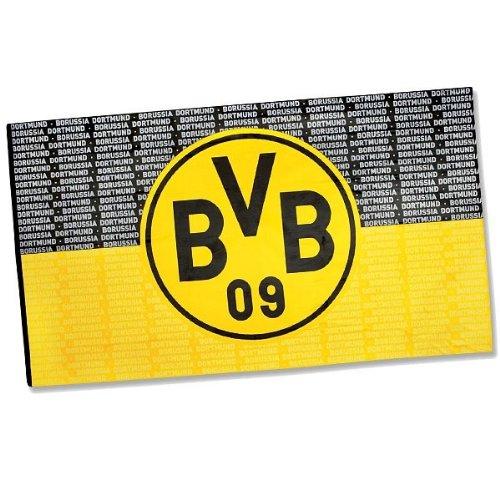 BVB 09 Borussia Dortmund Hissfahne 'Borussia Dortmund' 250x150 cm