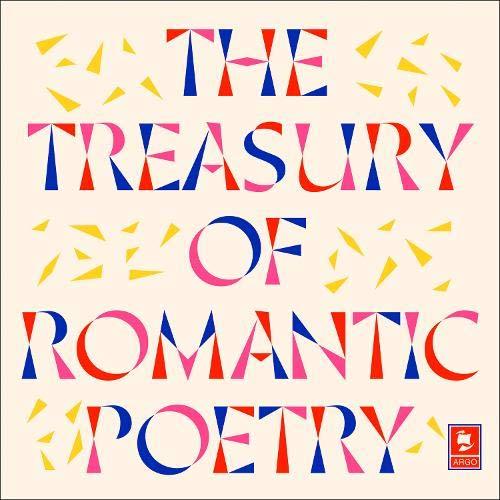 Couverture de The Treasury of Romantic Poetry