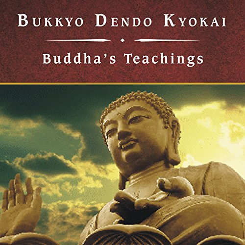Buddha's Teachings audiobook cover art