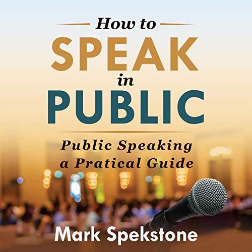 How to Speak in Public cover art