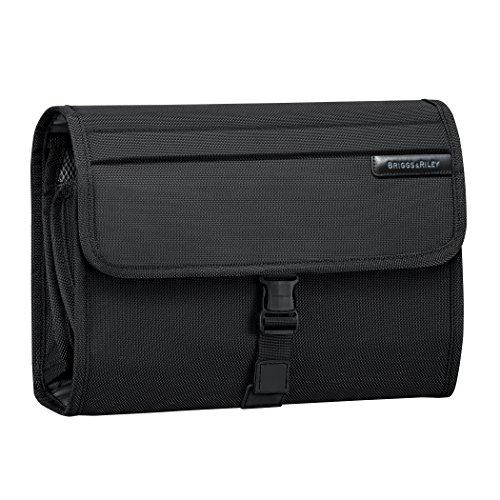 Briggs & Riley Toiletry Bag, 30 cm, 8 Liters, Black