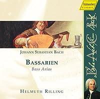 バッハ・バス・アリア集 (Bach: Bassarien / Helmut Rilling (Dir))