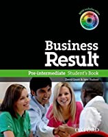 Business Result: Pre-Intermediate: Student's Book with DVD-ROM and Online Workbook Pack by S.A. de C.V. Oxford University Press M絶??xico(2012-02-16)