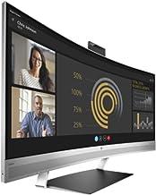 HP EliteDisplay S340c - Monitor curvo de 34 pulgadas (WQHD antireflejo, 3440 x 1440 a 60 Hz, VA LED, 300cd/m, 6ms, 21:9, 1 x HDMI 2,0, 1 x DisplayPort 1.2, 1 x USB 3,0, 1 x USB-C)