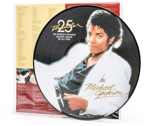 Michael Jackson - Thriller (Picture Disc) - Lp Importado