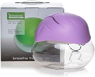Leaf Shaped Electrical Water Air Refresher Air Revitalizer Air Purifier Air Humidifier-Purple