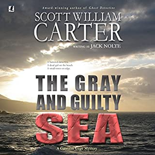 The Gray and Guilty Sea audiobook cover art