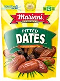 Mariani - Pitted Dates (40oz - Pack of 1) - Gluten Free, No Sugar Added, Good Source of Dietary Fiber - Healthy Snack for Kids & Adults