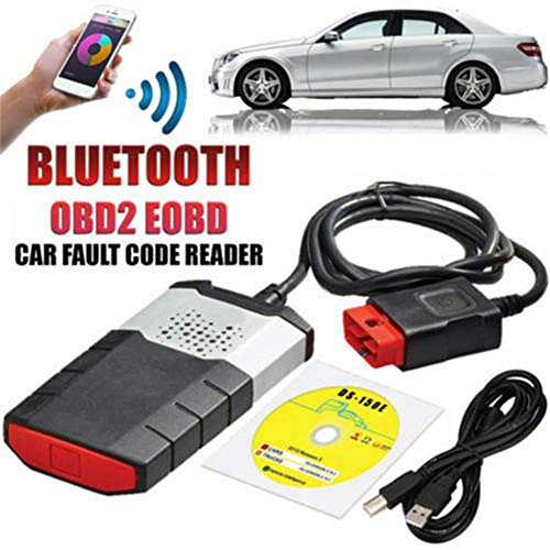 YIMIJIA OBD2-Autodiagnosegerät Bluetooth-PKW-Fehlerdiagnosegerät 2016 Version DS150E TCS CDP OBD2
